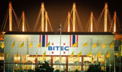 Overview of the venue BITEC - Bangkok International Trade & Exhibition Centre